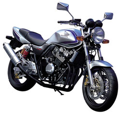 CB 400 Super Four VTEC 2003