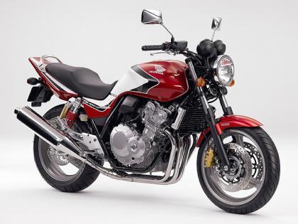 мотоцикл honda cb400