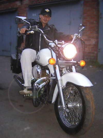 Honda Shadow VT750