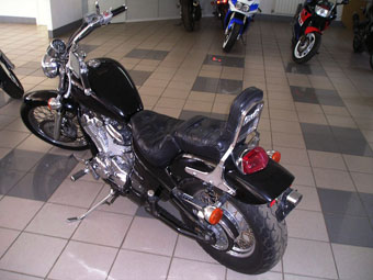 Honda Steed 400-600