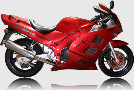 мотоцикл kawasaki zzr 400 характеристики