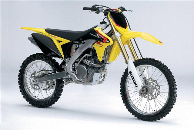 Suzuki серии RM-Z