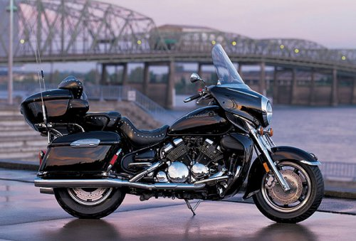 Мотоцикл Yamaha Royal Star Venture