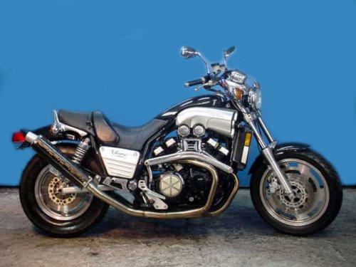 Мотоцикл yamaha vmx 1200 v max