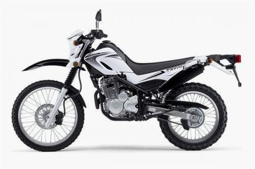 Мотоцикл Yamaha XT 250 Serow
