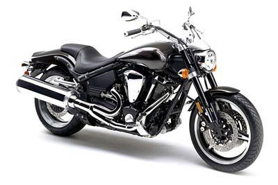 Мотоцикл Yamaha XV 1700 Road Star