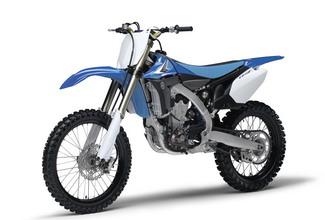 Мотоцикл yamaha yz