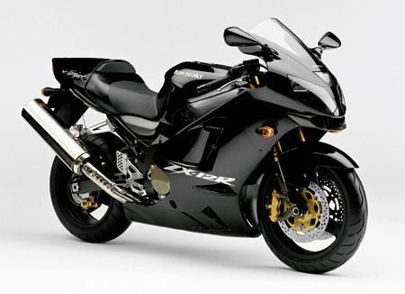 Описание мотоцикла Kawasaki ZX-12R