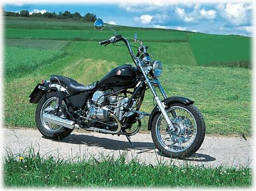Технические характеристики мотоцикла Урал Волк